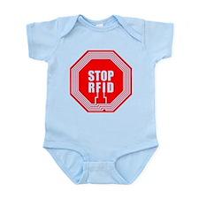 Say NO to RFID Infant Bodysuit