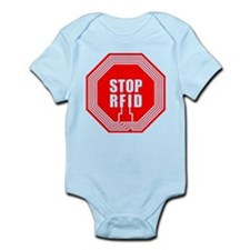 Say NO to RFID Onesie