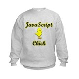 JavaScript Chick Sweatshirt