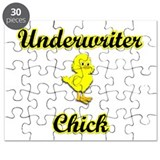 Underwriter Chick Puzzle