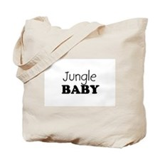 Jungle baby Tote Bag