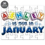 Ashley is Due in January Puzzle