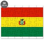 Bolivia Puzzle