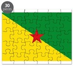 French Guiana Puzzle