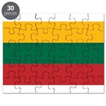 Lithuania Puzzle