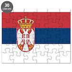 Serbia Puzzle