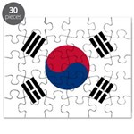 South Korea Puzzle