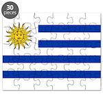 Uruguay Puzzle