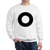 Letter O Sweatshirt