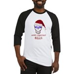 Merry Christmas Balls Baseball Jersey