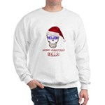 Merry Christmas Balls Sweatshirt