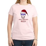 Merry Christmas Balls Women's Light T-Shirt