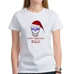 Merry Christmas Balls Women's T-Shirt