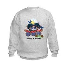 Customizable Bear Friends Sweatshirt