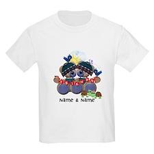 Customizable Bear Friends T-Shirt