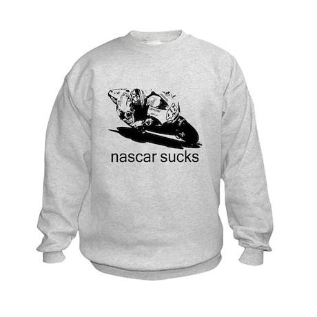 Valentino Rossi Motogp Nascar Kids Sweatshirt