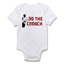 do the crouch Infant Creeper