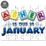 Asher is Due in January Puzzle