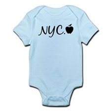 NYC Infant Bodysuit