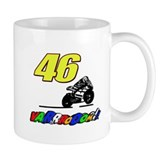 VR46vroom Small Mug