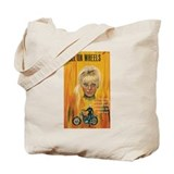 HELL ON WHEELS Tote Bag