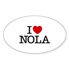 I Heart New Orleans Decal