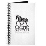 Celtic & Proud- Horse Stationary & Journal