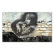 Pop Singer Wall Decal