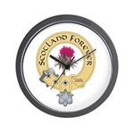 C&P Scotland Forever Wall Clock
