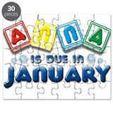 Anna is Due in January Puzzle