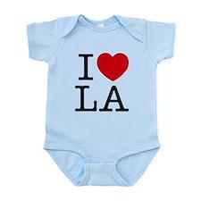 I Heart Las Angeles Infant Bodysuit