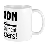 Bassoon Instrument  Tasse