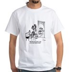 TP As Printer Paper White T-Shirt