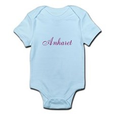 Cute Girl name Infant Bodysuit