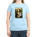 Mona - Corgi (Pembr-L) Women's Light T-Shirt