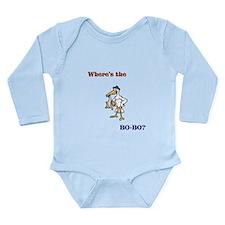 Bo-bo loving baby Long Sleeve Infant Bodysuit