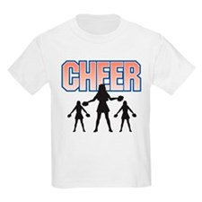 Cheer 3 Kids T-Shirt