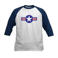 Air Force Star and Bars Tee