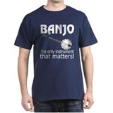 Banjo Music Instrument T-Shirt