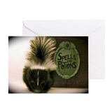 Skunk Spells and Potions Card