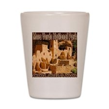 Mesa Verde National Park Shot Glass