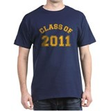 Yellow Class of 2011 T-Shirt
