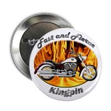 Victory Kingpin 2.25 Inch Button (10 pack)