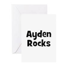 Ayden Rocks Greeting Cards (Pk of 10)