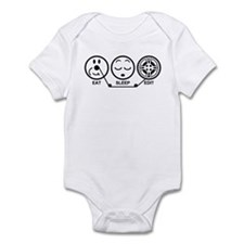 Eat Sleep Edit Infant Bodysuit