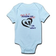 Made by American Hero - Army Infant Bodysuit