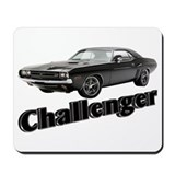 Challenger 71 Mousepad