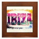 ibiza Framed Tile