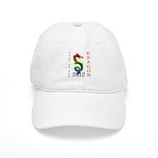 Year of the Dragon 2012 Baseball Cap