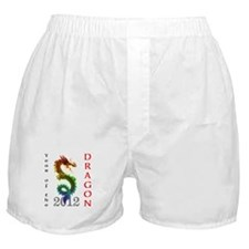 Year of the Dragon 2012 Boxer Shorts